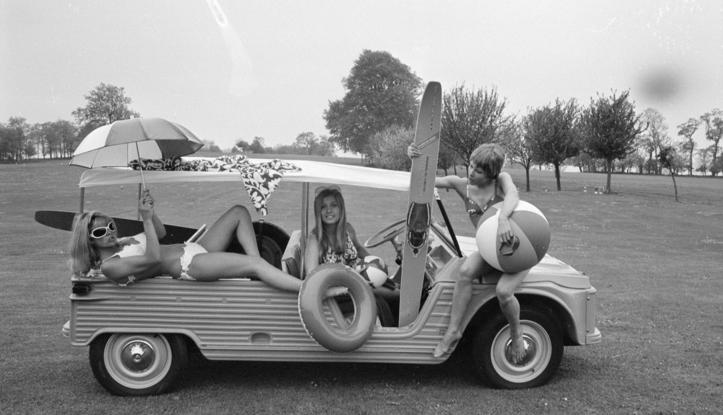 Cinquant'anni fa, nel maggio 1968, la presentazione della Mehari - Foto 1 di 12