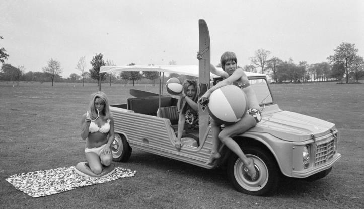 Cinquant'anni fa, nel maggio 1968, la presentazione della Mehari - Foto 12 di 12