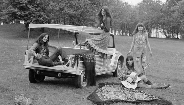 Cinquant'anni fa, nel maggio 1968, la presentazione della Mehari - Foto 9 di 12