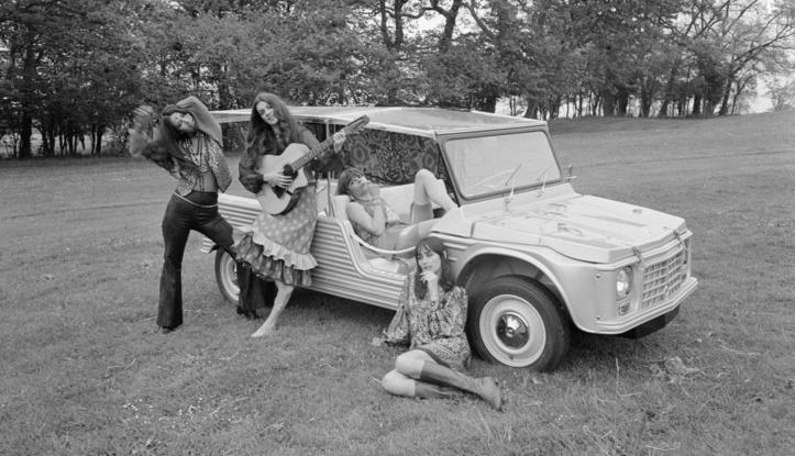 Cinquant'anni fa, nel maggio 1968, la presentazione della Mehari - Foto 10 di 12