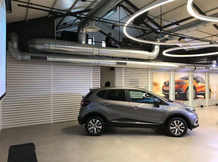 Renault Captur Sport Edition completa la gamma crossover del marchio francese - Foto 13 di 18