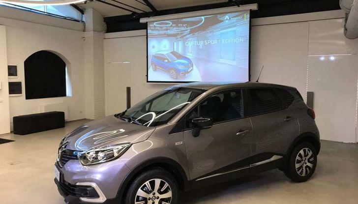 Renault Captur Sport Edition completa la gamma crossover del marchio francese - Foto 3 di 18