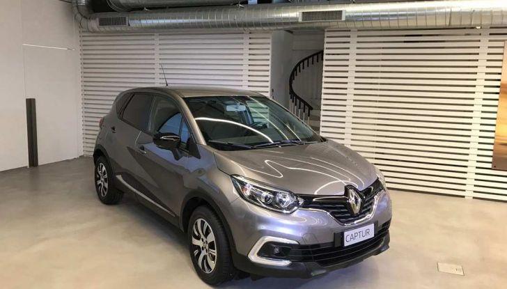 Renault Captur Sport Edition completa la gamma crossover del marchio francese - Foto 2 di 18