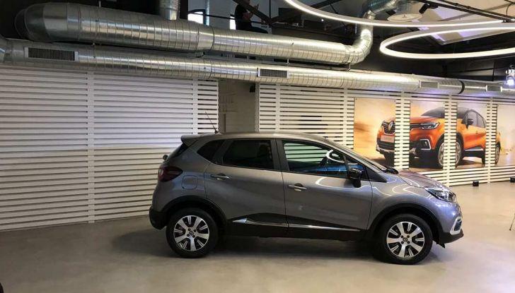 Renault Captur Sport Edition completa la gamma crossover del marchio francese - Foto 1 di 18