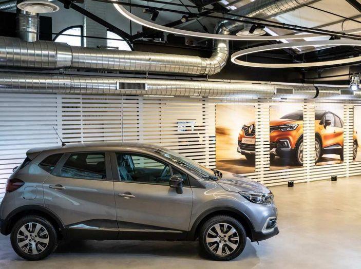 Renault Captur Sport Edition completa la gamma crossover del marchio francese - Foto 5 di 18