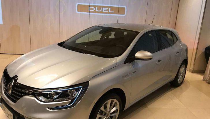 Renault Megane DUEL e DUEL2, i nuovi livelli della gamma berline - Foto 14 di 20