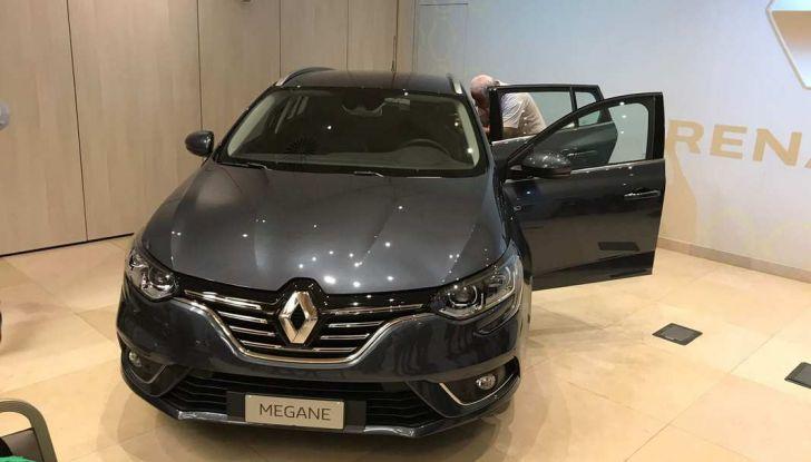 Renault Megane DUEL e DUEL2, i nuovi livelli della gamma berline - Foto 19 di 20