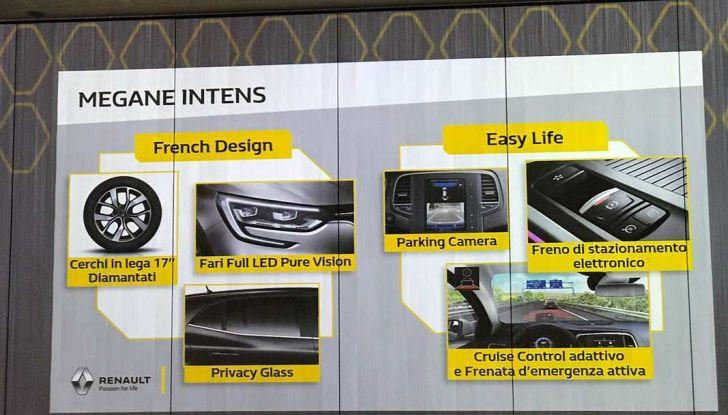 Renault Megane DUEL e DUEL2, i nuovi livelli della gamma berline - Foto 16 di 20
