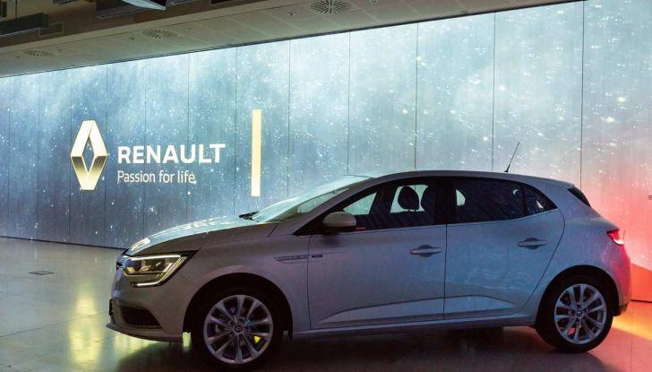 Renault Megane DUEL e DUEL2, i nuovi livelli della gamma berline - Foto 2 di 20