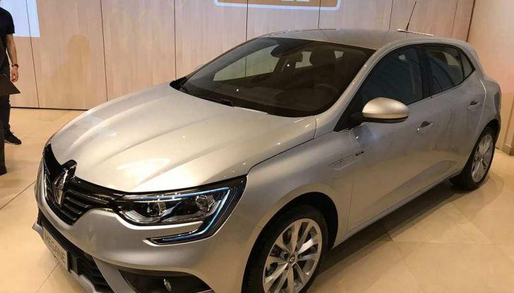 Renault Megane DUEL e DUEL2, i nuovi livelli della gamma berline - Foto 18 di 20