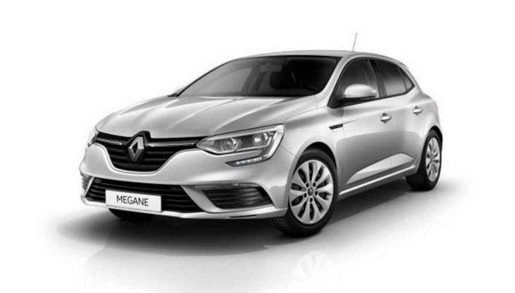 Renault Megane DUEL e DUEL2, i nuovi livelli della gamma berline - Foto 4 di 20