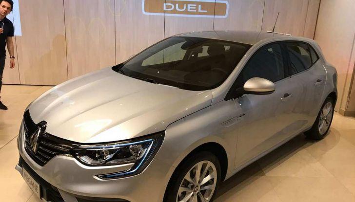 Renault Megane DUEL e DUEL2, i nuovi livelli della gamma berline - Foto 3 di 20