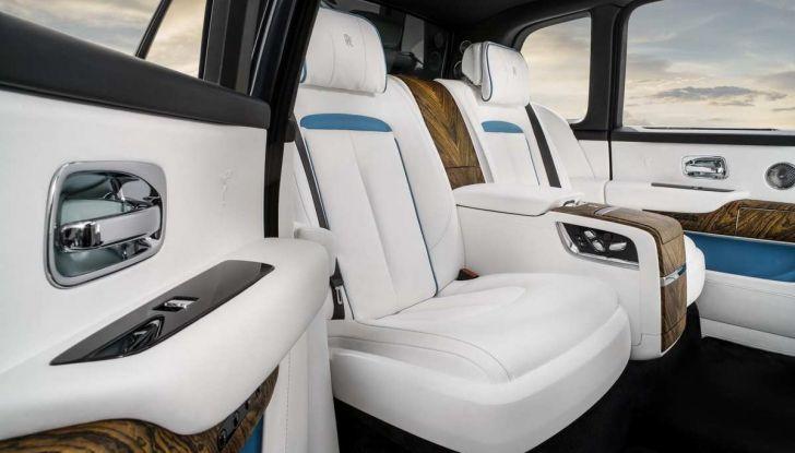 Rolls-Royce Cullinan, il suv più lussuoso del mondo - Foto 10 di 14