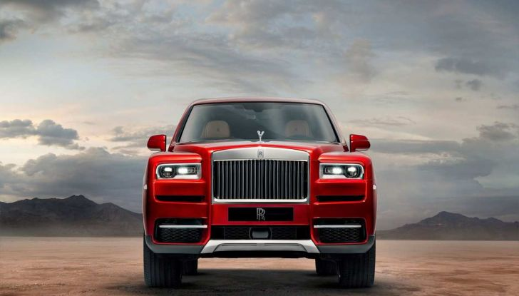 Rolls-Royce Cullinan, il suv più lussuoso del mondo - Foto 6 di 14