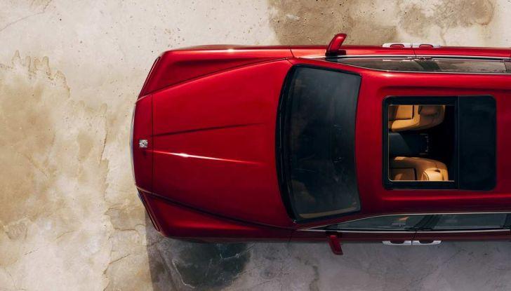 Rolls-Royce Cullinan, il suv più lussuoso del mondo - Foto 11 di 14