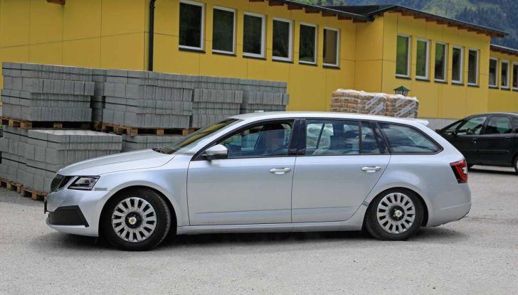 Skoda Octavia MY2020 prime informazioni e immagini - Foto 15 di 21