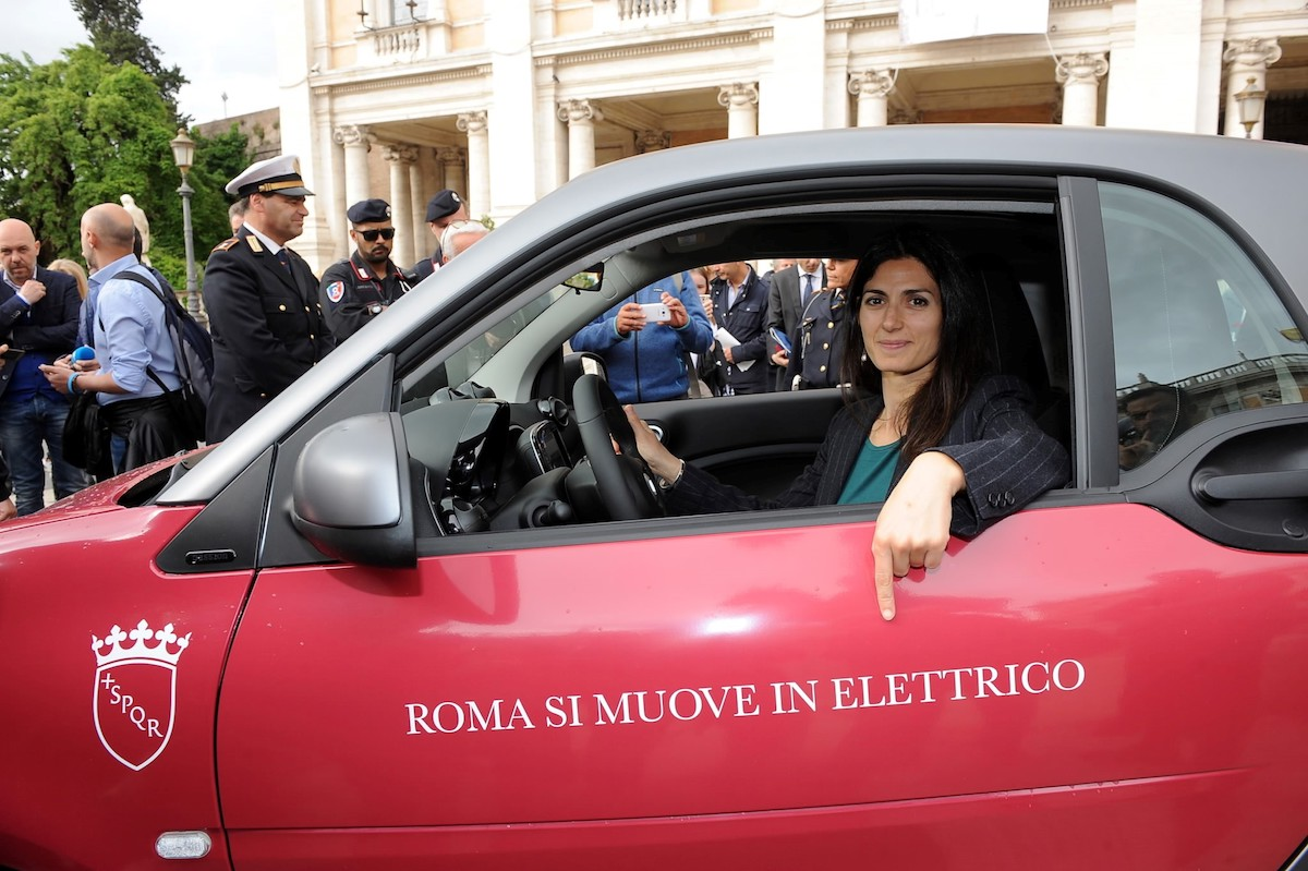 Smart ED Virginia Raggi