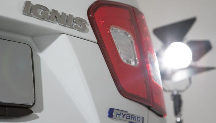 Suzuki, l'ibrido è il futuro delle automobili: già disponibile su Swift, Baleno e Ignis - Foto 4 di 7