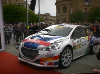 Targa Florio, il video del week end di gara di Peugeot Sport Italia