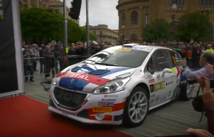 Targa Florio, il video del week end di gara di Peugeot Sport Italia - Foto 1 di 1