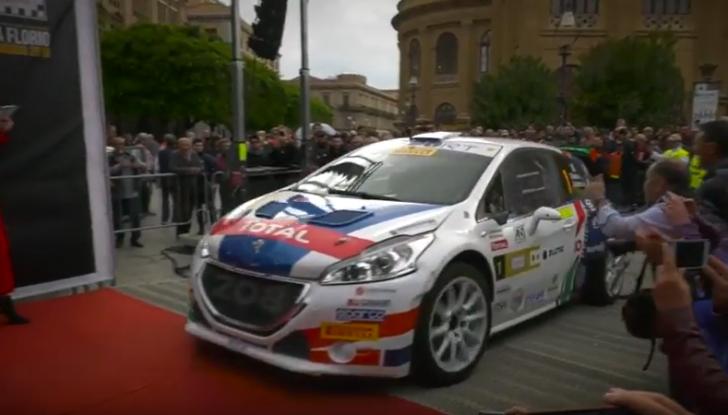 Targa Florio, il video del week end di gara di Peugeot Sport Italia - Foto  di