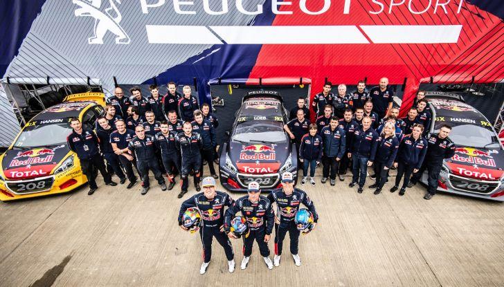 Il bilancio della gara di Silverstone dalla voce di Bruno Famin (Peugeot Sport) - Foto  di