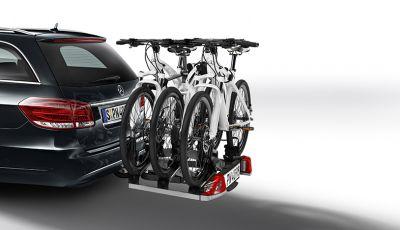 Trasporto bici in auto: accessori e modalità