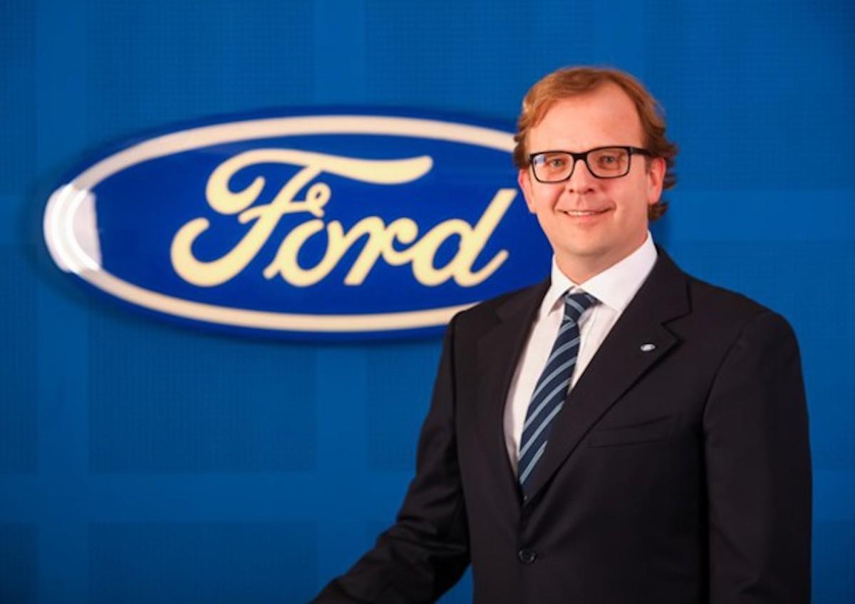 Valerio Brenciaglia FordService Italia