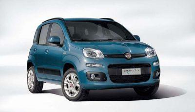 Fiat Panda 2018 in promozione con mini rate da 154 Euro