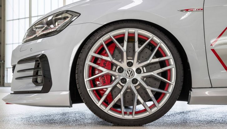 Volkswagen Golf GTI Next Level, la sportiva di razza al Worthersee - Foto 6 di 22