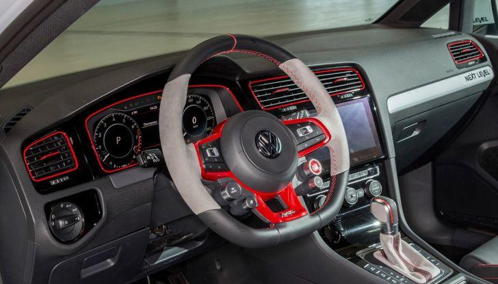 Volkswagen Golf GTI Next Level, la sportiva di razza al Worthersee - Foto 11 di 22