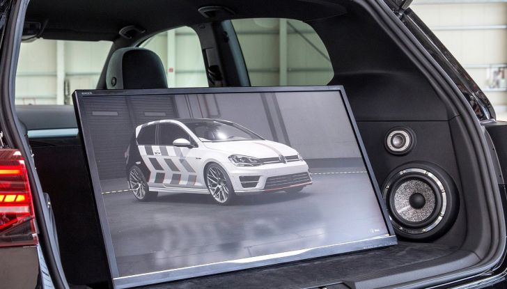 Volkswagen Golf GTI Next Level, la sportiva di razza al Worthersee - Foto 12 di 22