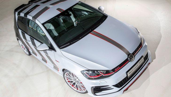 Volkswagen Golf GTI Next Level, la sportiva di razza al Worthersee - Foto 9 di 22
