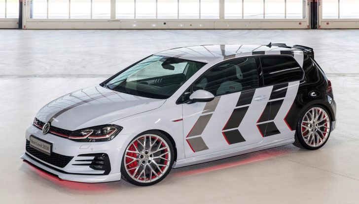 Volkswagen Golf GTI Next Level, la sportiva di razza al Worthersee - Foto 4 di 22