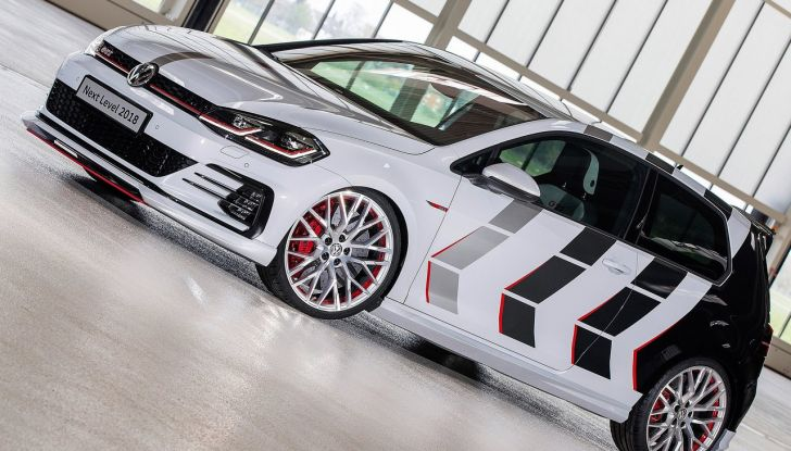 Volkswagen Golf GTI Next Level, la sportiva di razza al Worthersee - Foto 3 di 22
