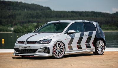 Volkswagen Golf GTI Next Level, la sportiva di razza al Worthersee