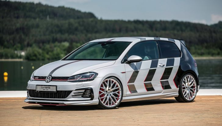 Volkswagen Golf GTI Next Level, la sportiva di razza al Worthersee - Foto 1 di 22