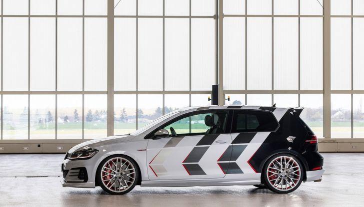 Volkswagen Golf GTI Next Level, la sportiva di razza al Worthersee - Foto 2 di 22