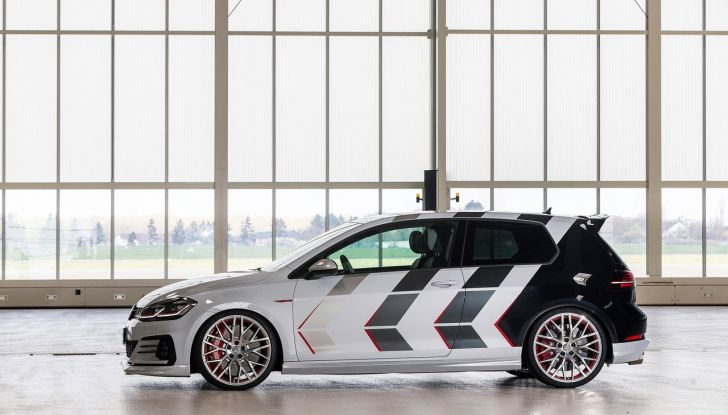 Volkswagen Golf GTI Next Level, la sportiva di razza al Worthersee - Foto 2 di 22