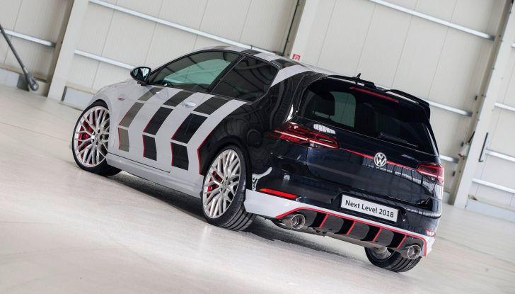 Volkswagen Golf GTI Next Level, la sportiva di razza al Worthersee - Foto 5 di 22