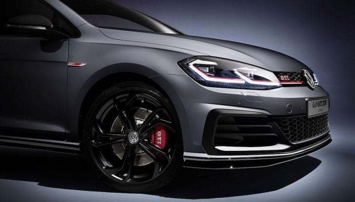 Volkswagen Golf GTI Next Level, la sportiva di razza al Worthersee - Foto 13 di 22