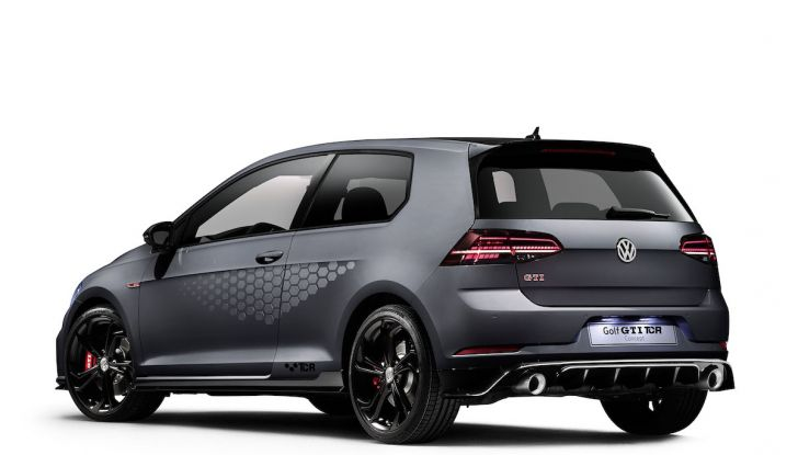 Volkswagen Golf GTI Next Level, la sportiva di razza al Worthersee - Foto 22 di 22