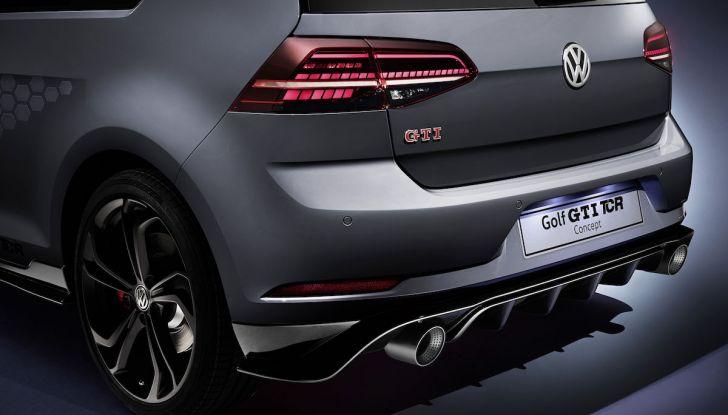 Volkswagen Golf GTI Next Level, la sportiva di razza al Worthersee - Foto 15 di 22