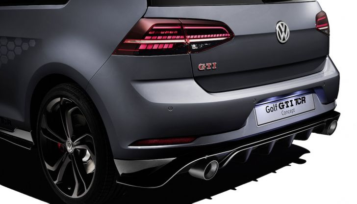 Volkswagen Golf GTI Next Level, la sportiva di razza al Worthersee - Foto 16 di 22
