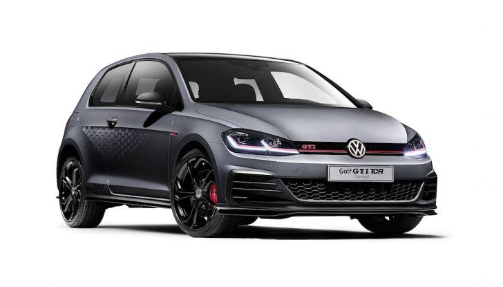 Volkswagen Golf GTI Next Level, la sportiva di razza al Worthersee - Foto 17 di 22