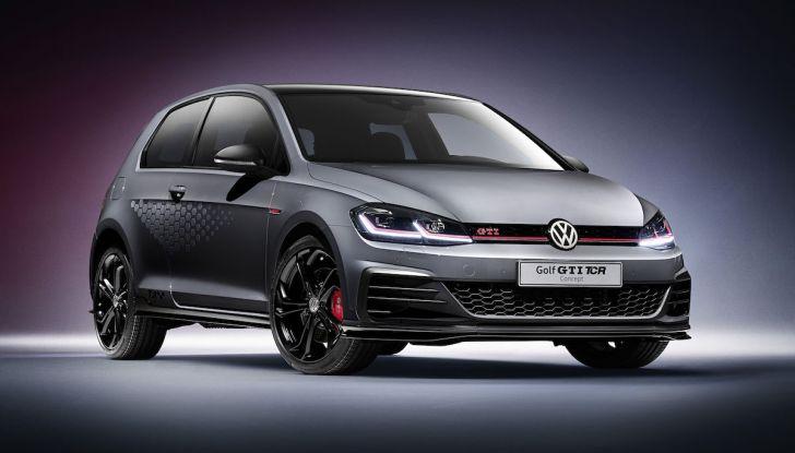 Volkswagen Golf GTI Next Level, la sportiva di razza al Worthersee - Foto 18 di 22