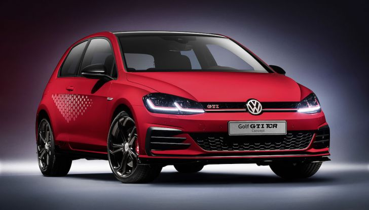 Volkswagen Golf GTI Next Level, la sportiva di razza al Worthersee - Foto 19 di 22