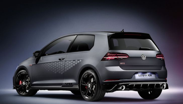 Volkswagen Golf GTI Next Level, la sportiva di razza al Worthersee - Foto 21 di 22
