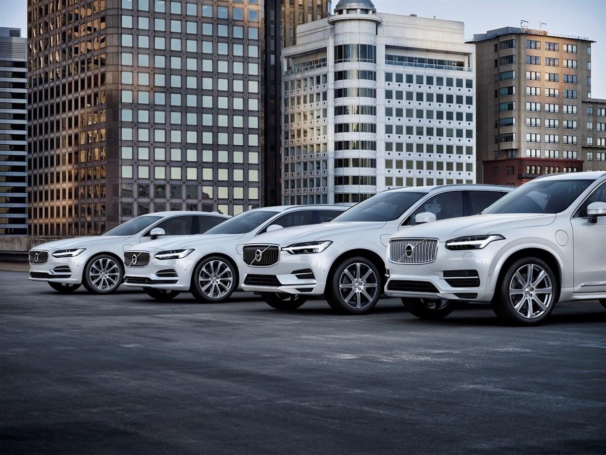 La nuova gamma Volvo