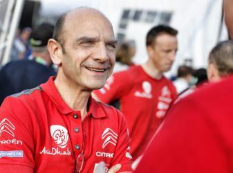 WRC Portogallo 2018: intervista a Pierre Budar a fine gara